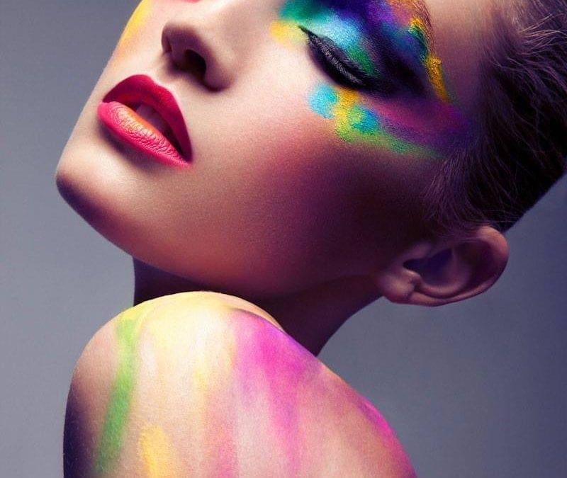 High Fashion Beauty Shots