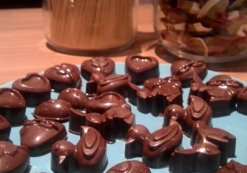 05/16 啊~我的巧克力控!! Cioccolatini: ciocco mania!