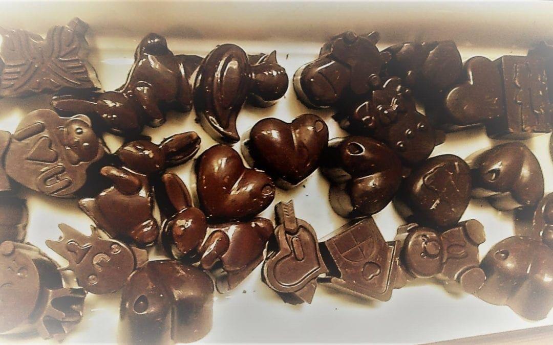 07/01 啊! 我的巧克力控~! Cioccolatini che passione!