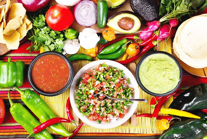 """07/22 帶著你的朋友一起來學習如何做出最傳統的 """"Fiesta""""吧 Viva Mexico Cooking class!"""