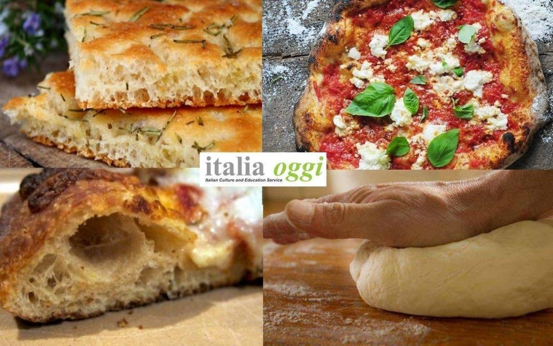 08/26 一個屬於披薩,麵包,與佛卡夏的下午 Pizza & Focaccia