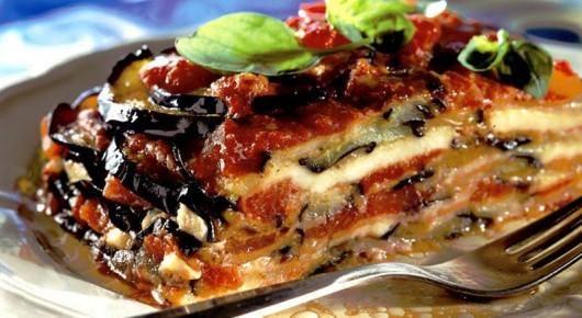 09/23 茄子 Parmigiana – Eggplant Parmigiana