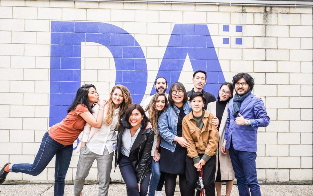 10/13 Domus Academy & Naba 代表一對一面談 / 校友分享 / 義大利設計講座