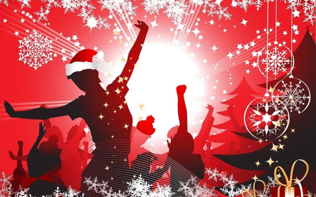12/23 呼朋引伴一起來歡慶聖誕節吧!2017 Christmas Party!