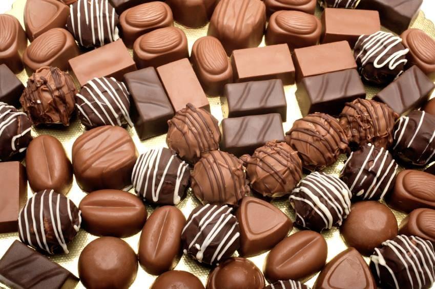 01/20 啊! 我的巧克力控~! Cioccolatini che passione