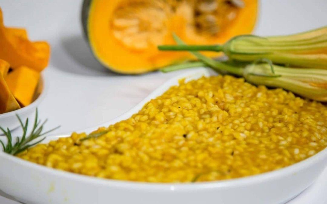 01/13 動手做南瓜燉飯及南瓜濃湯 Pumpkin Risotto and Pumpkin soup