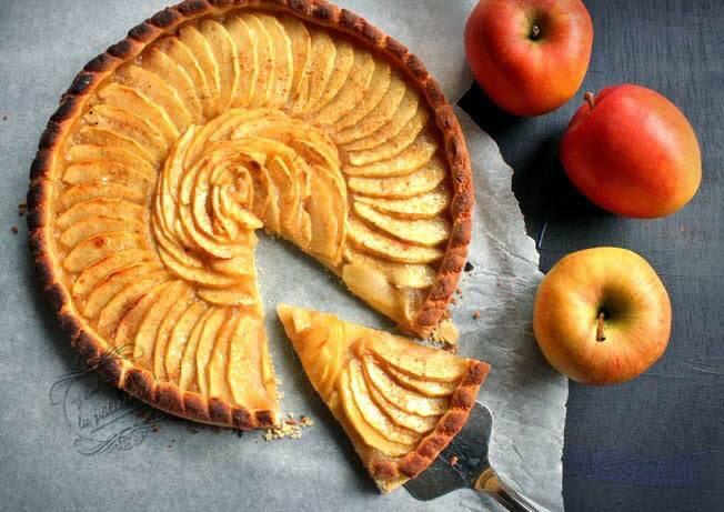 04/10 法國大廚的夏日蘋果塔 Apple Pie