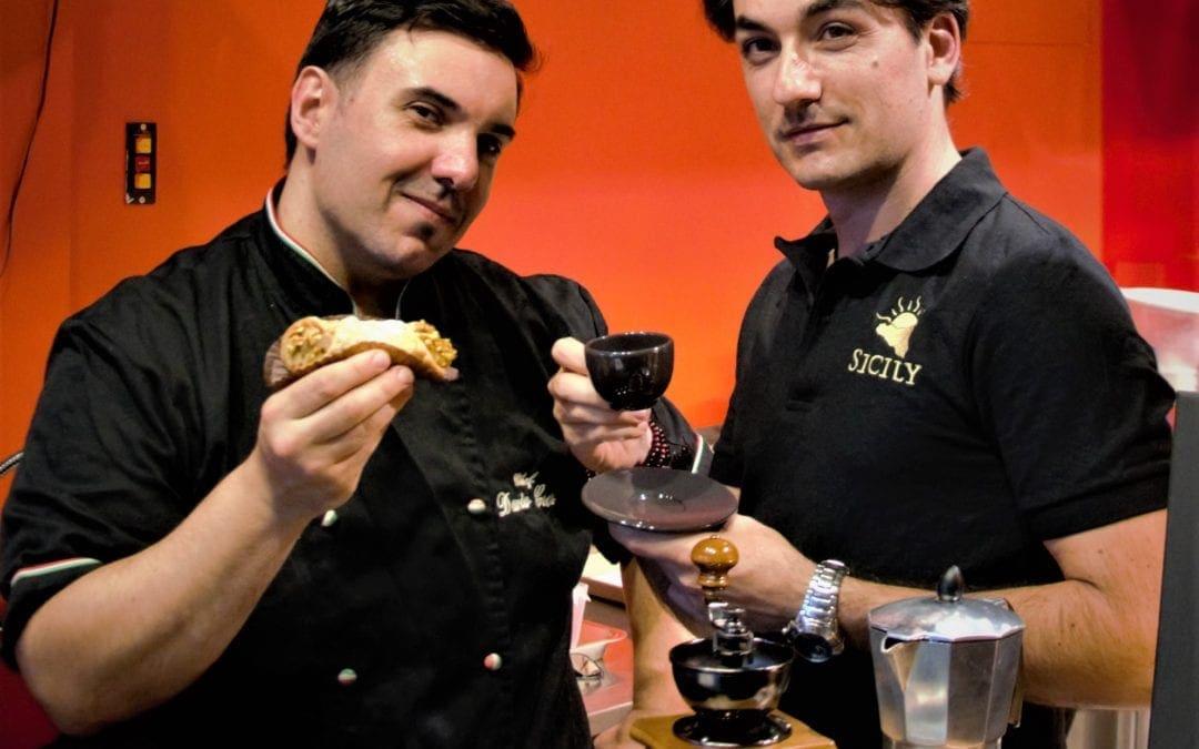 6月23日(六) 義大利西西里島美食-卡諾里 烹飪課 & 西西里島文化介紹