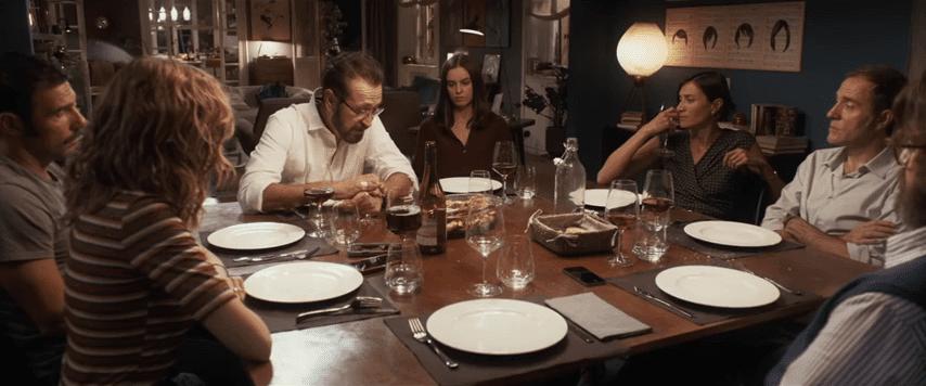 9/21 (五) 電影之夜 Movie Night – 完美陌生人 Perfetti Sconosciuti