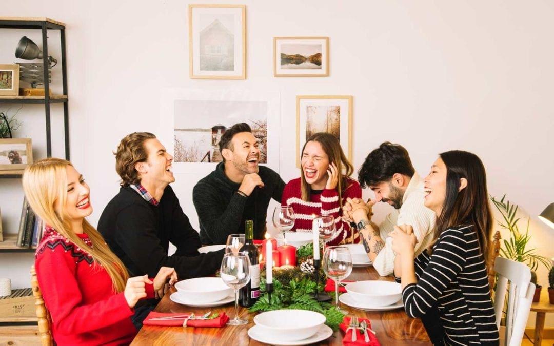 12月23日 (日) 跟著 Manuel 一起做義大利聖誕晚餐 La Cena di Natale con Manuel